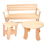 Мебель из липы
